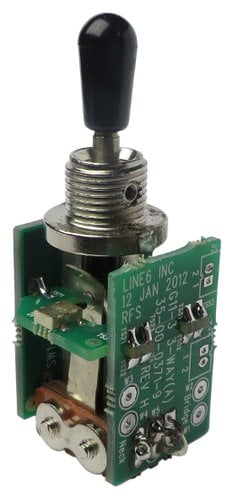 Line 6 50-02-9331 3 Way Toggle Switch for JTV-59 50-02-9331