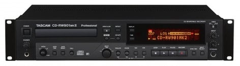 Tascam CD-RW901MKII CD Recorder/Player CDRW901-MKII