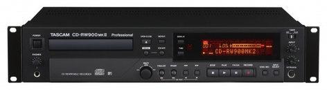 Tascam CD-RW900MKII Professional CD Recorder CDRW900-MKII