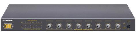 Bogen Communications CORE 8X8 Universal 8 Input/8 Output DSP Audio Processor CORE-8X8