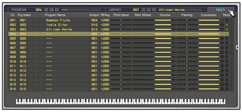 Image Line DirectWave Sampler Software Virtual Instrument IL-DIRECTWAVE