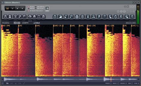Image Line Edison Waveform Editor IL-EDISON