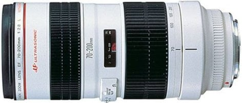 Canon 2569A004 EF 70-200mm f-2.8L USM Telephoto Zoom Lens 2569A004