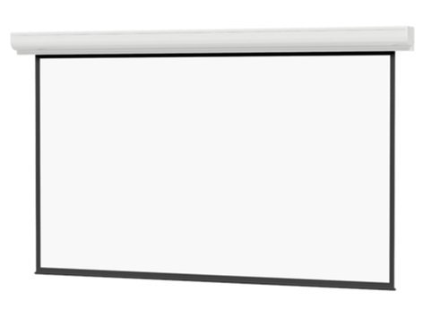 """Da-Lite 70192LSM 72 1/2"""" x 116"""" Contour Electrol Electric Screen in 16:10 Wide Format with Matte White Screen 70192LSM"""