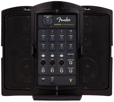 Fender PASSPORT-CONFERENCE Passport CONFERENCE Portable Sound System PASSPORT-CONFERENCE