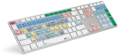 LogicKeyboard LKBUSIBAM89US  Sibelius Advance Like Keyboard for Mac LKBUSIBAM89US