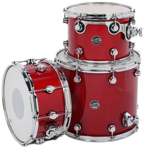 "DW DRPLTMPK03 Performance Series HVX Tom/Snare Pack 3: 9x12"", 14x16"" Toms, 6.5""x14"" Snare Drum DRPLTMPK03"