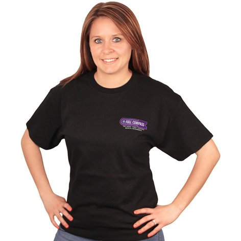 Full Compass Systems FCS-SS-TSHIRT Full Compass Mikey T-Shirt FCS-SS-TSHIRT