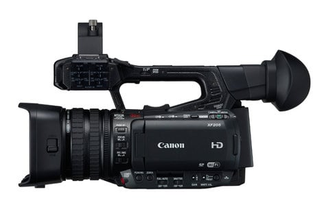 Canon XF205 High Definition Professional Camcorder XF205