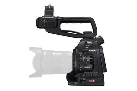 Canon EOS C100 Dual Pixel Cinema EOS Digital Video Camera Body with Dual Pixel CMOS AF Feature Upgrade EOS-C100-DUAL-PIXEL