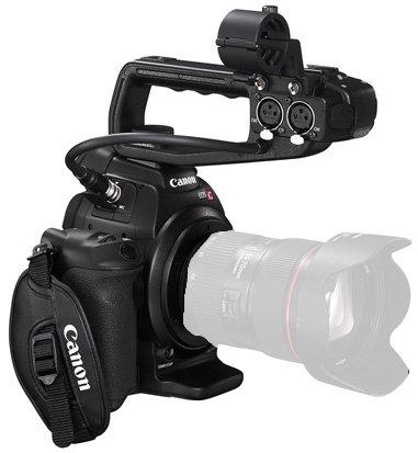 Canon EOS-C100-DUAL-PIXEL EOS C100 Dual Pixel Cinema EOS Digital Video Camera Body with Dual Pixel CMOS AF Feature Upgrade EOS-C100-DUAL-PIXEL