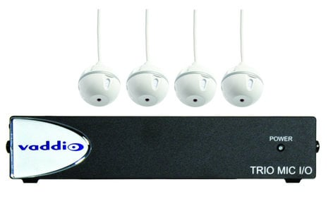 Vaddio 999-8810-000  TRIO Audio Bundle System B 999-8810-000