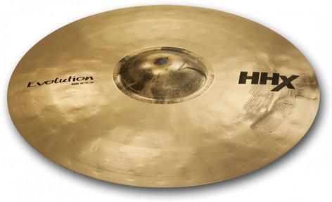 "Sabian 12114XB 21"" HHX Evolution Ride Cymbal in Brilliant Finish 12114XB"