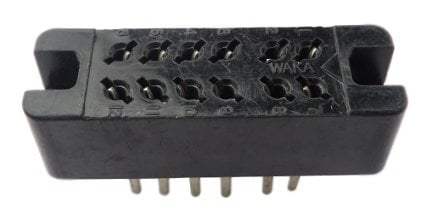 Teac 5122336000 Female Connector 5122336000