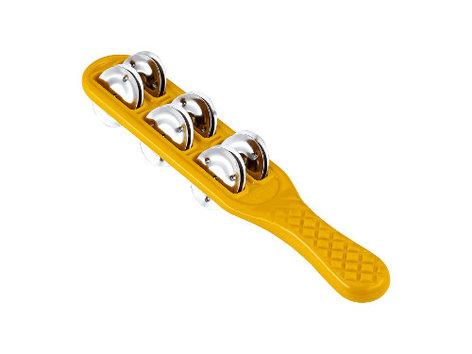 NINO Percussion NINO13 Jingle Stick in Yellow NINO13-Y