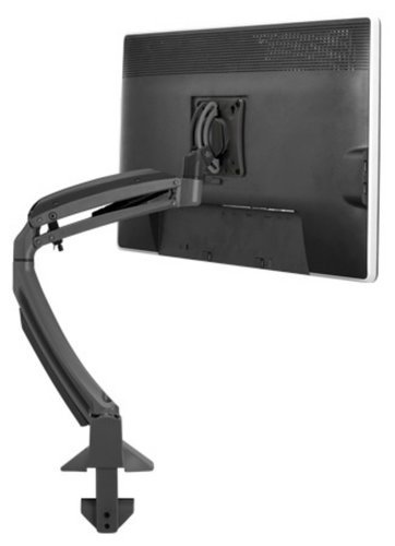 Chief Manufacturing K1D120B  Kontour K1D Dynamic Desk Clamp Mount for a Single Monitor K1D120B