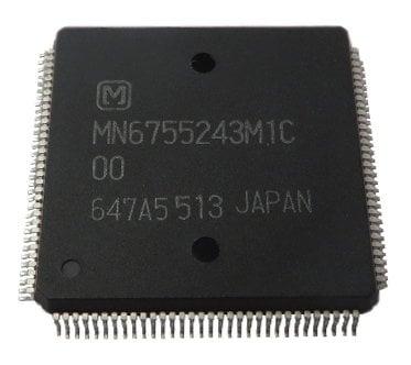 Panasonic MN6755243M1C IC MN6755243M1C