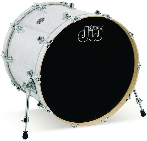 "DW DRPF1620KK 16"" x 20"" Performance Series HVX Bass Drum in Finish Ply Finish DRPF1620KK"