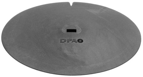 DPA Microphones BLM6000-B Boundary Layer Mount for d:screet Microphones, Black BLM6000-B