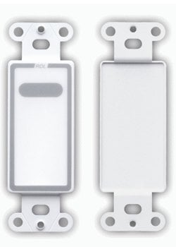 RDL D-BLANK Wall Plate, Blank Mounting Plate D-BLANK