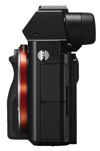 Sony ILCE7S/B a7S Full Frame Mirrorless DSLR Camera Body ILCE7S/B