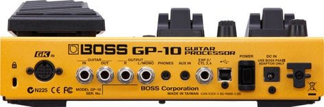 Boss GP-10GK Guitar Processor and Synthesizer with GK-3 Pickup and Cable GP-10GK