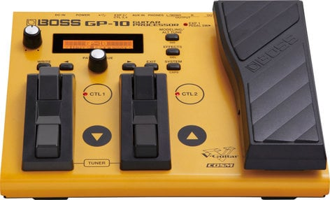 Boss GP-10S Guitar Processor and Synthesizer GP-10S