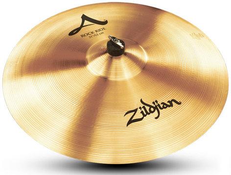 "Zildjian A0081 21"" A Rock Ride Cymbal A0081"