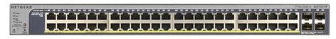 Netgear GS752TP-100NAS 48-Port POE Ethernet Switch GS752TP-100NAS