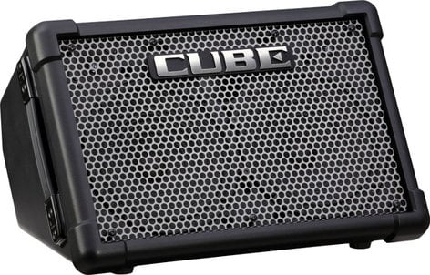 Roland CUBE Street EX 50W 4-Ch Battery-Powered Stereo Amplifier CUBE-ST-EX
