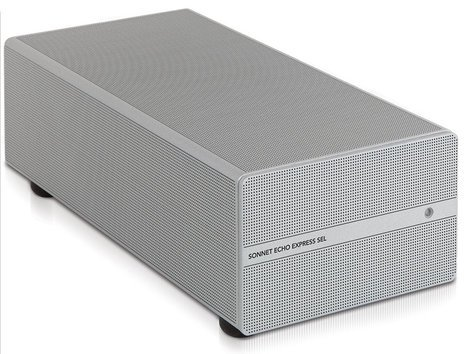 Sonnet Echo Express SEL Thunderbolt 2 Single-Slot Expansion Chassis for Low-Profile PCIe Cards ECHO-EXP-SEL