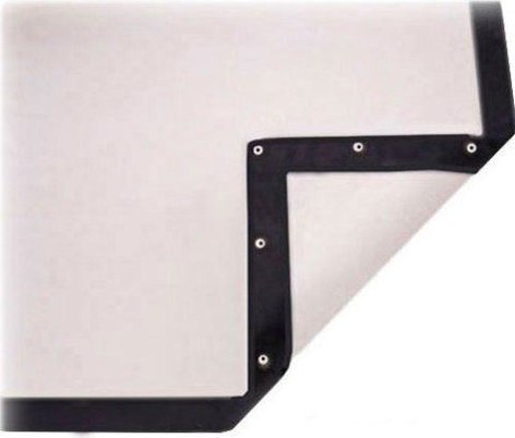 """Da-Lite 90803 56"""" x 96"""" Fast-Fold Deluxe Datex Replacement Rear Projection Screen Surface 90803"""