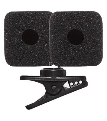 Shure RK379  Replacement Clip/Windscreen Kit for SM31FH Headset Microphone RK379