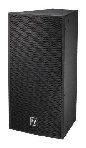 "Electro-Voice EVF-1122D/96 12"" Two-Way 90° x 60° Full-Range Loudspeaker System EVF1122D/96-BLACK"