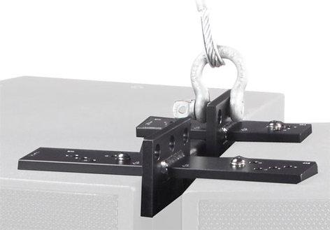 Electro-Voice HRK-1B Horizontal Rigging Kit for EVF Speakers in Black HRK-1B