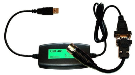 XTA USB-485i USB to RS485 Conversion Kit for use with XTA iCore USB485I