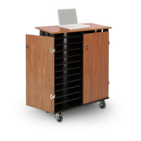 Oklahoma Sound LCSC  Laptop Storage & Charging Cart LCSC