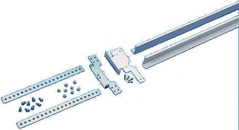 Draper 121203  Drop Ceiling Kit  121203
