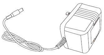 Hear Technologies FBPSU  Power Supply for Freedom Back Wireless Transmitter FBPSU