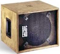 "Bag End S12B  12"" Guitar Enclosure, Birch S12B"