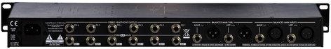 ART HeadAmp6 Pro 6 Channel Headphone Amplifier HEADAMP6-PRO