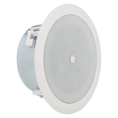 """Atlas Sound FAP42TC-UL2043 4"""" Coaxial 70/100V Plenum Rated Speaker System with Shallow Mounting Depth FAP42TC-UL2043"""