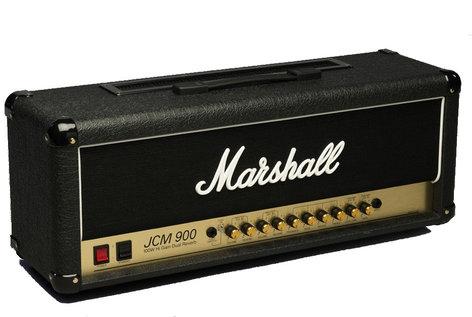 Marshall Amplification JCM900 4100 100W 2-Ch All-Tube Guitar Amplifier Head M-4100-U