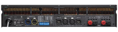 Lab Gruppen FP 14000 2x7000W @ 2 Ohm Stereo Power Amplifier with NomadLink Network Interface FP14000/BP