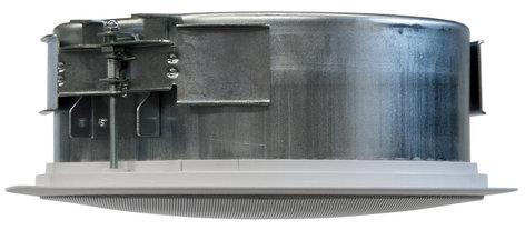 "SoundTube CM82-EZs-II 8"" Coaxial In-Ceiling 70V Shallow Backcan Speaker in White CM82-EZS-II-WH"
