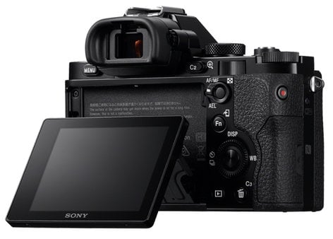 Sony a7 Full Frame Mirrorless DSLR Camera Body ILCE7/B