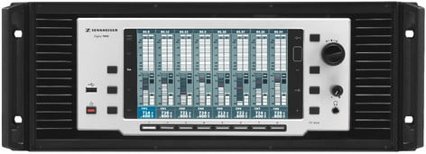 Sennheiser EM 9046 9000 Series Modular System Receiver, Modules Sold Separately EM9046-SU