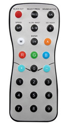Elation Pro Lighting DLED-RFR Optional RF Remote for Design LED Strip DLED-RFR