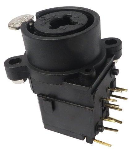 Tascam E0177300  XLR Combo Jack for DR-60D E0177300