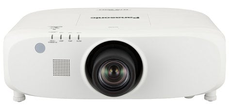 Panasonic PT-EX800ZU 7500 Lumens XGA LCD Projector with Lens and Digital Link PTEX800ZU